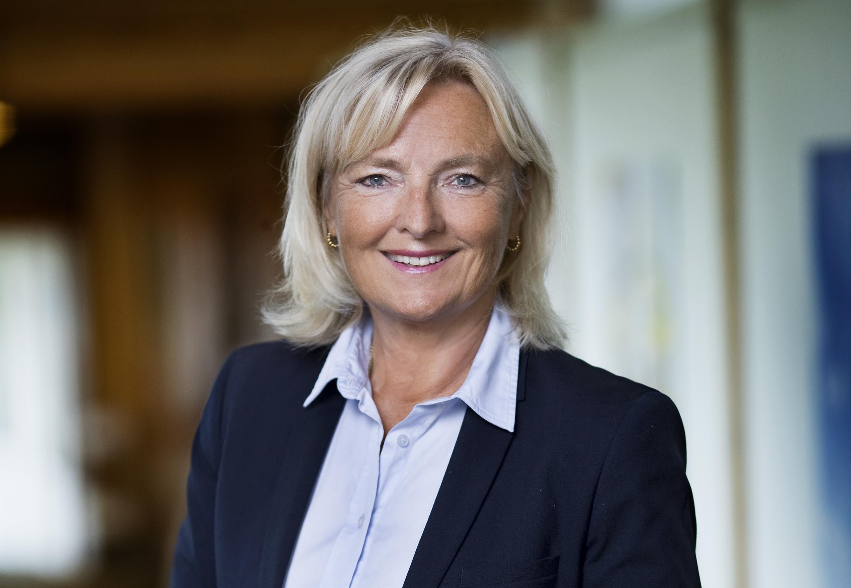 Helle Linnet, landformand for FSD